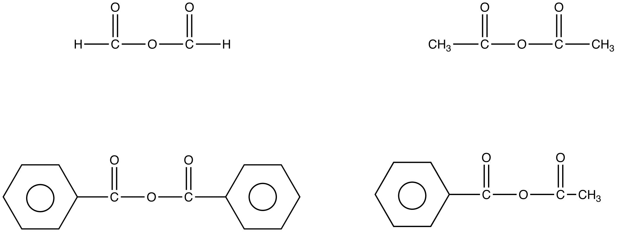 Acid Anhydride   OChemPal