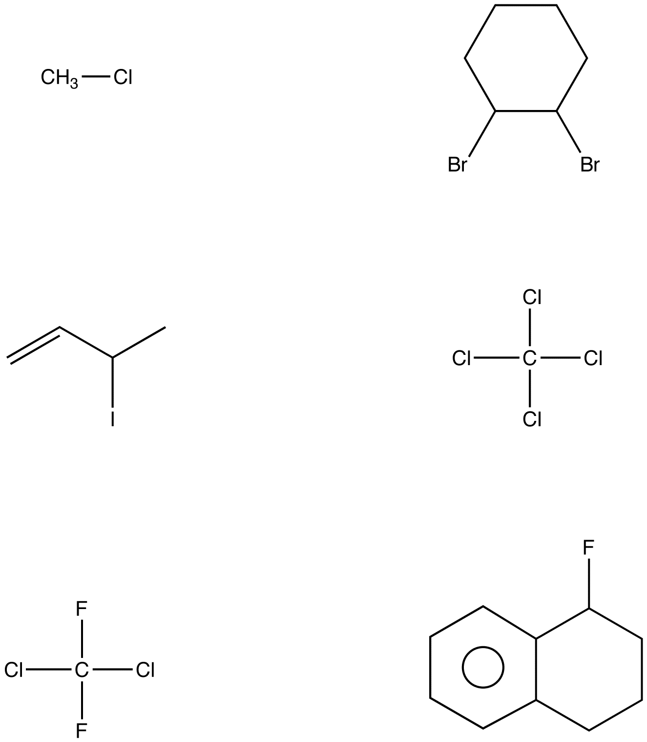 Alkyl Halide Ochempal