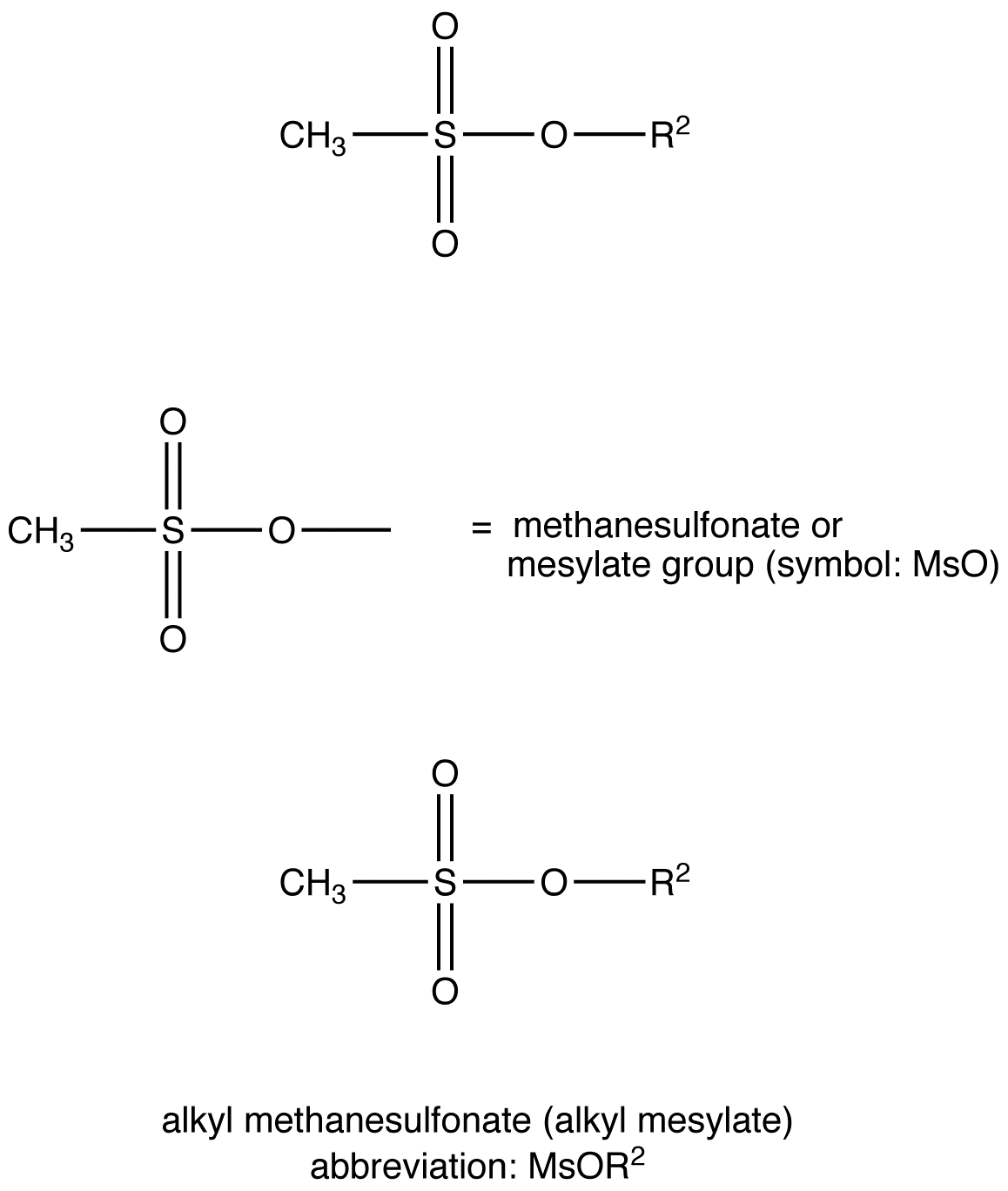 Alkyl Sulfonate Ochempal