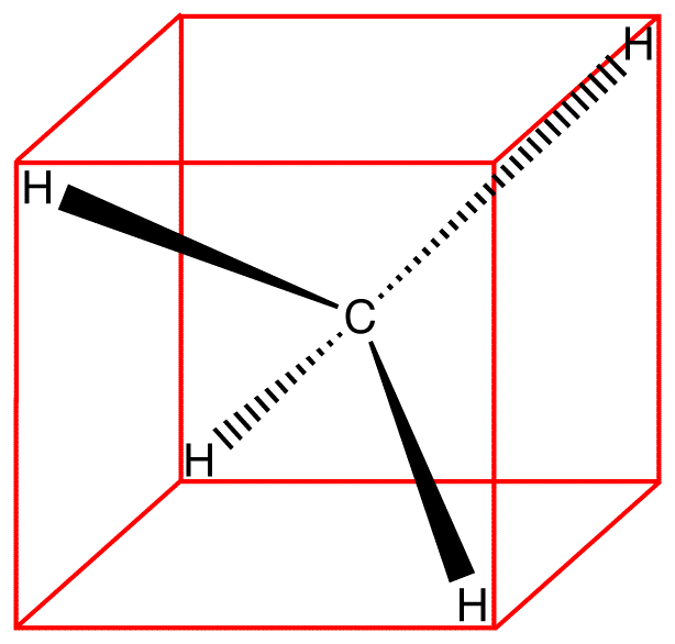 parallel planes in a cube. there are two planes of symmetry passing through each pair parallel faces the cube, one bisecting hydrogen atoms on face and other in a cube b