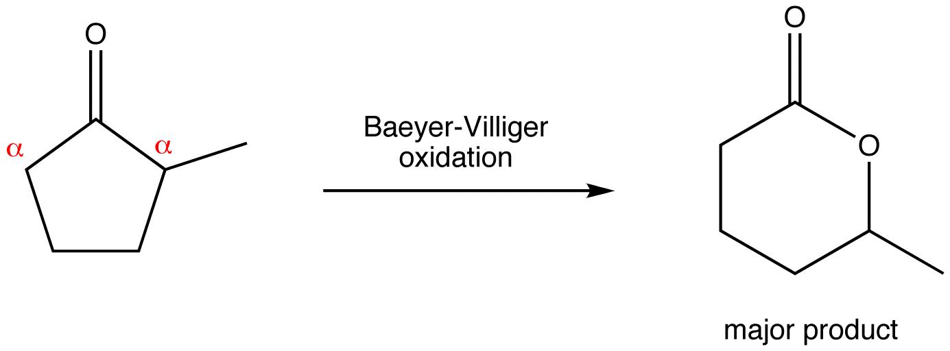 Baeyer Villiger Oxidation Ochempal