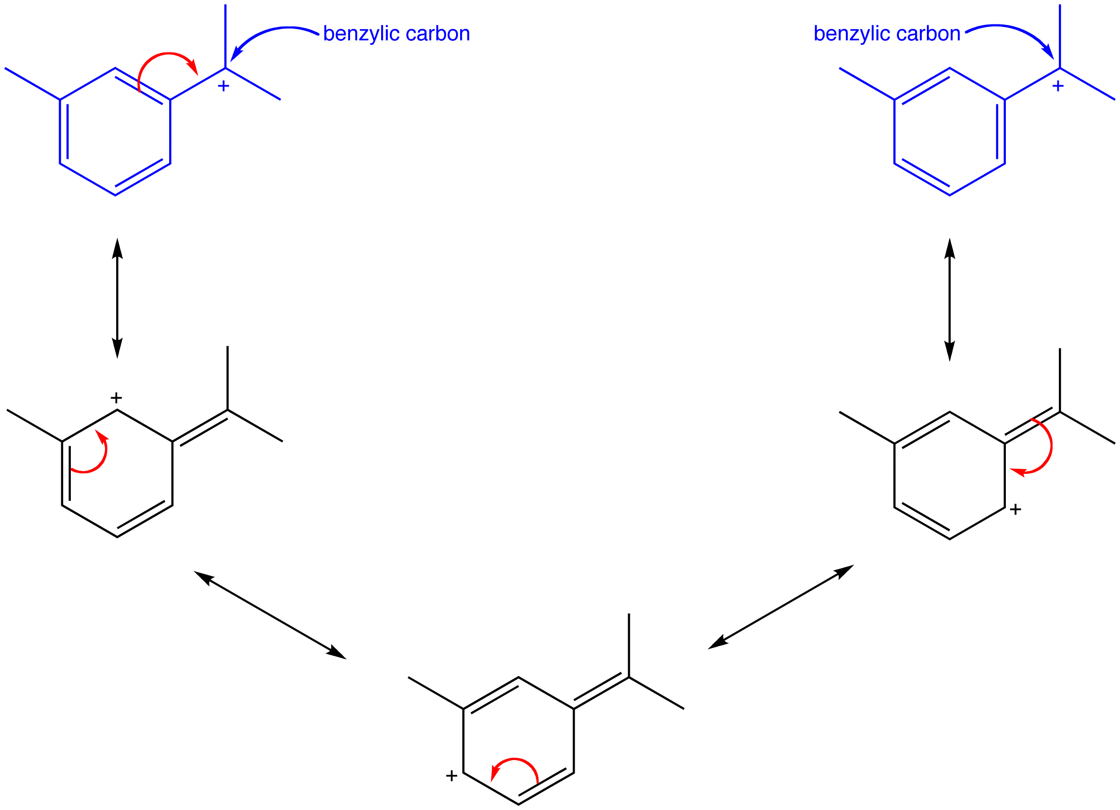 Benzylic Carbocation Ochempal