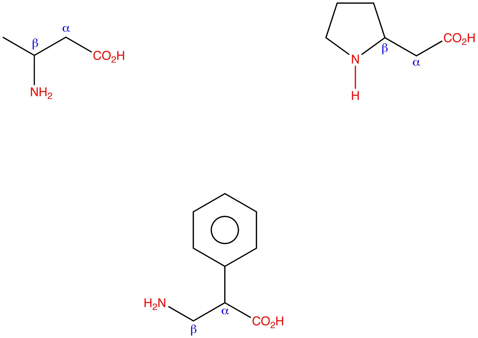Beta Amino Acid Ochempal