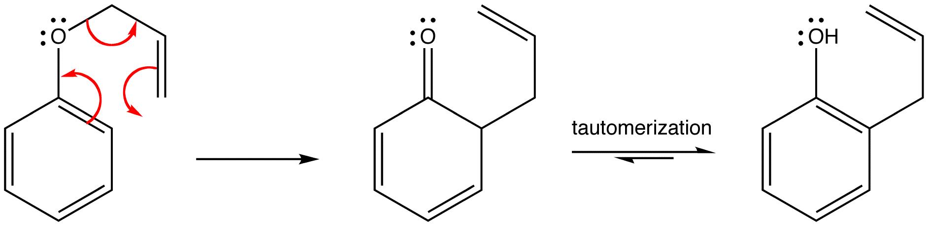 Claisen Rearrangement Ochempal