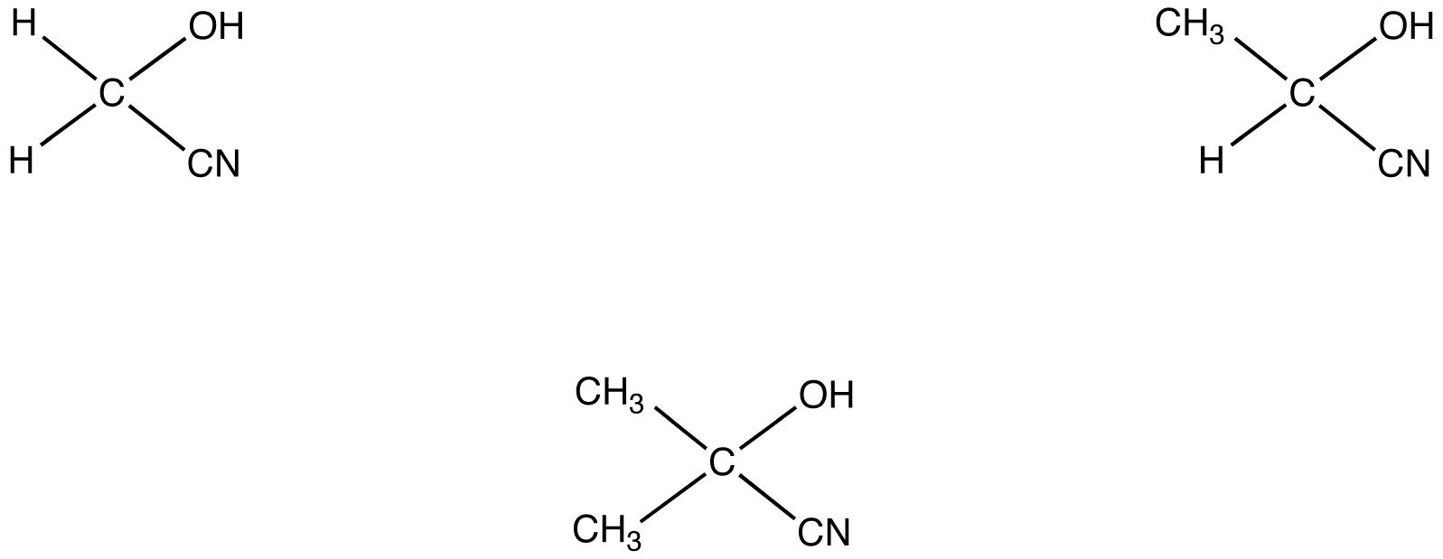 Cyanohydrin Ochempal