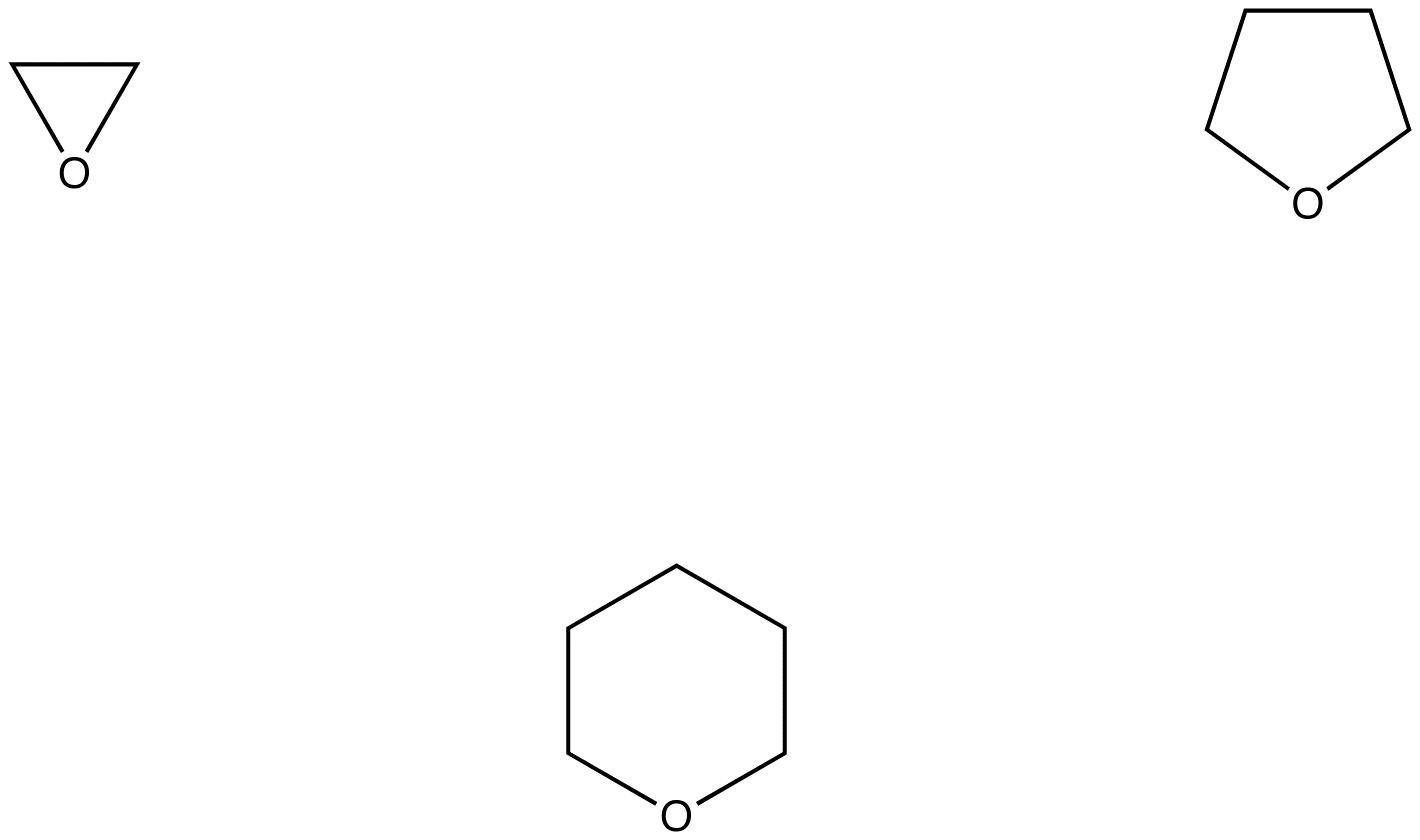 Cyclic Ether Ochempal