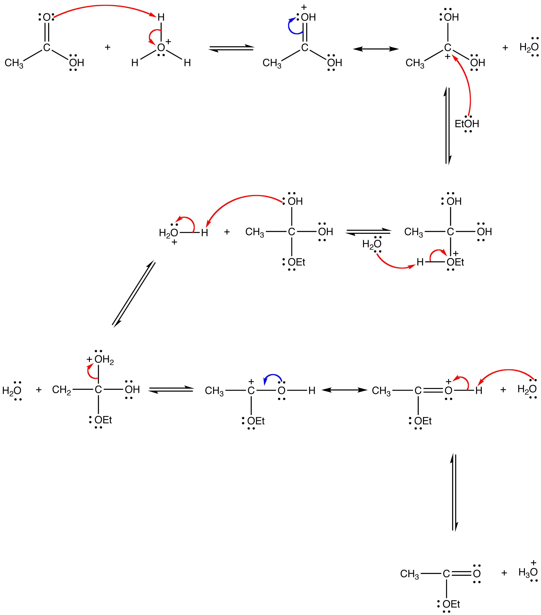 Fischer Esterification Ochempal