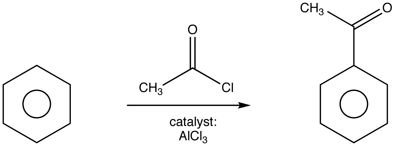 friedel crafts acylation of ferrocene column One of the complications of the friedel-crafts reaction is that acylation can occur twice, once on one ring, then on the other that's a problem, because it results in the formation of a byproduct.