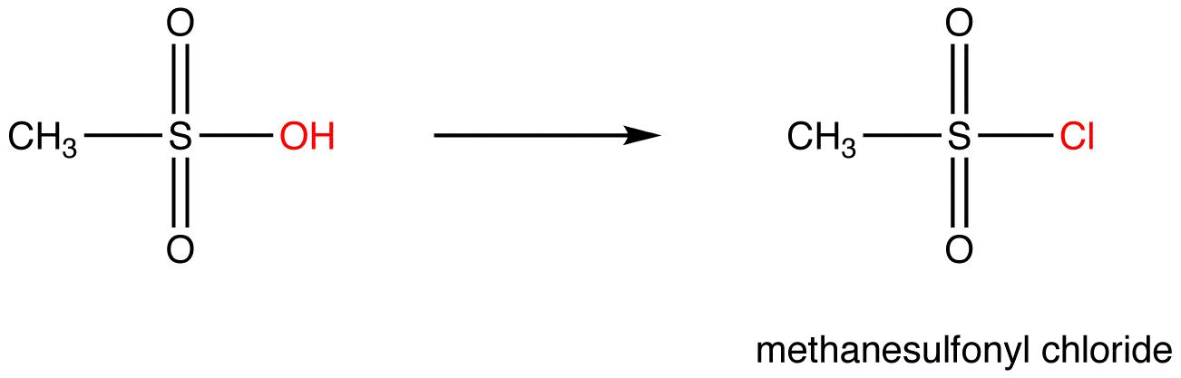 Methanesulfonyl Chloride Ochempal