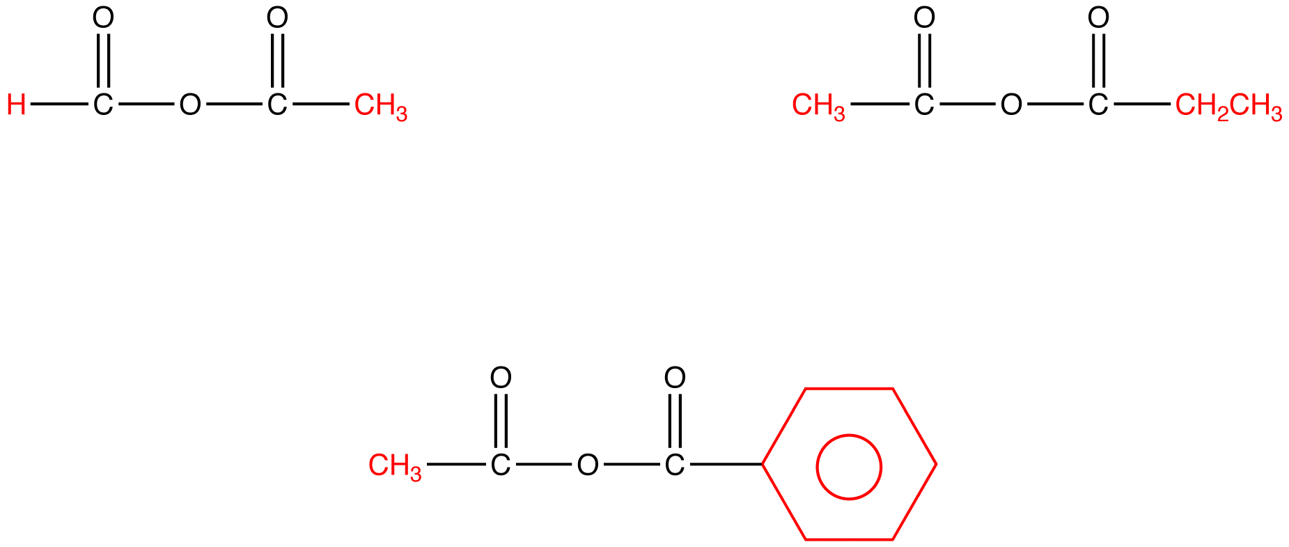 mixed anhydride