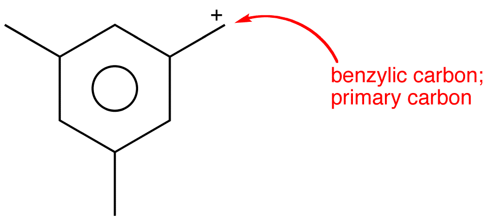 Primary Benzylic Carbocation Ochempal