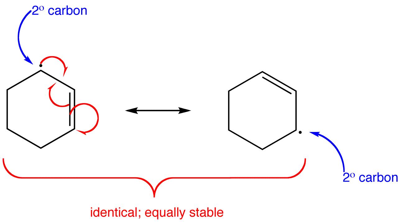 Secondary Allylic Radical Ochempal