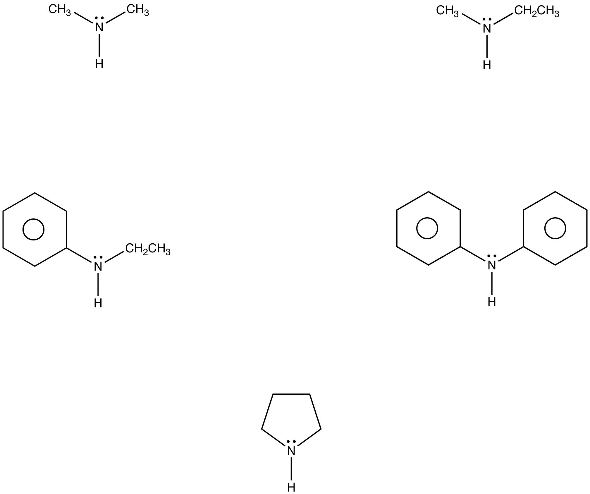 Secondary Amine   OChemPal