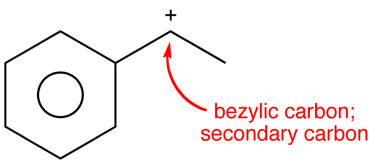 Secondary Benzylic Carbocation Ochempal