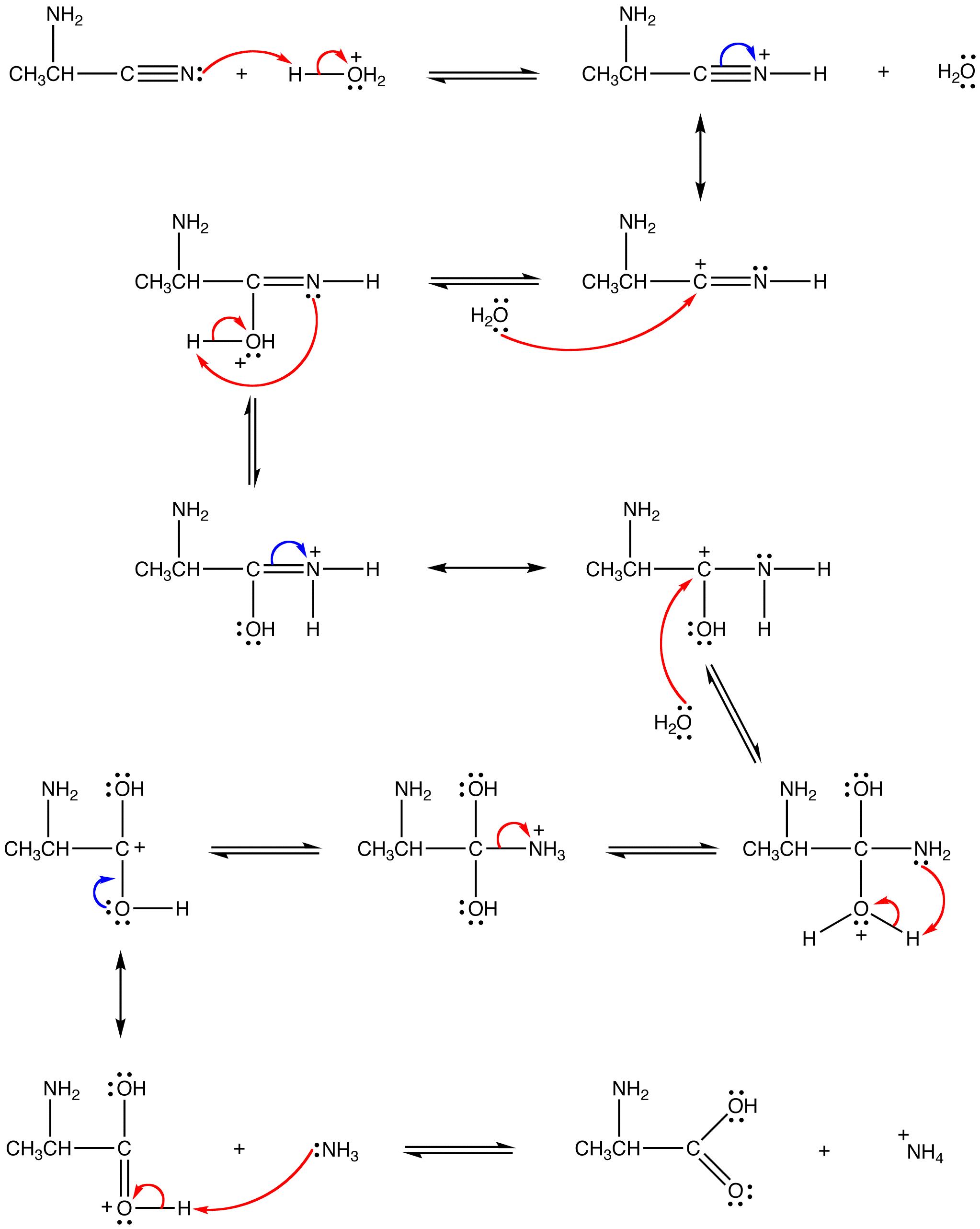 Strecker Synthesis Ochempal