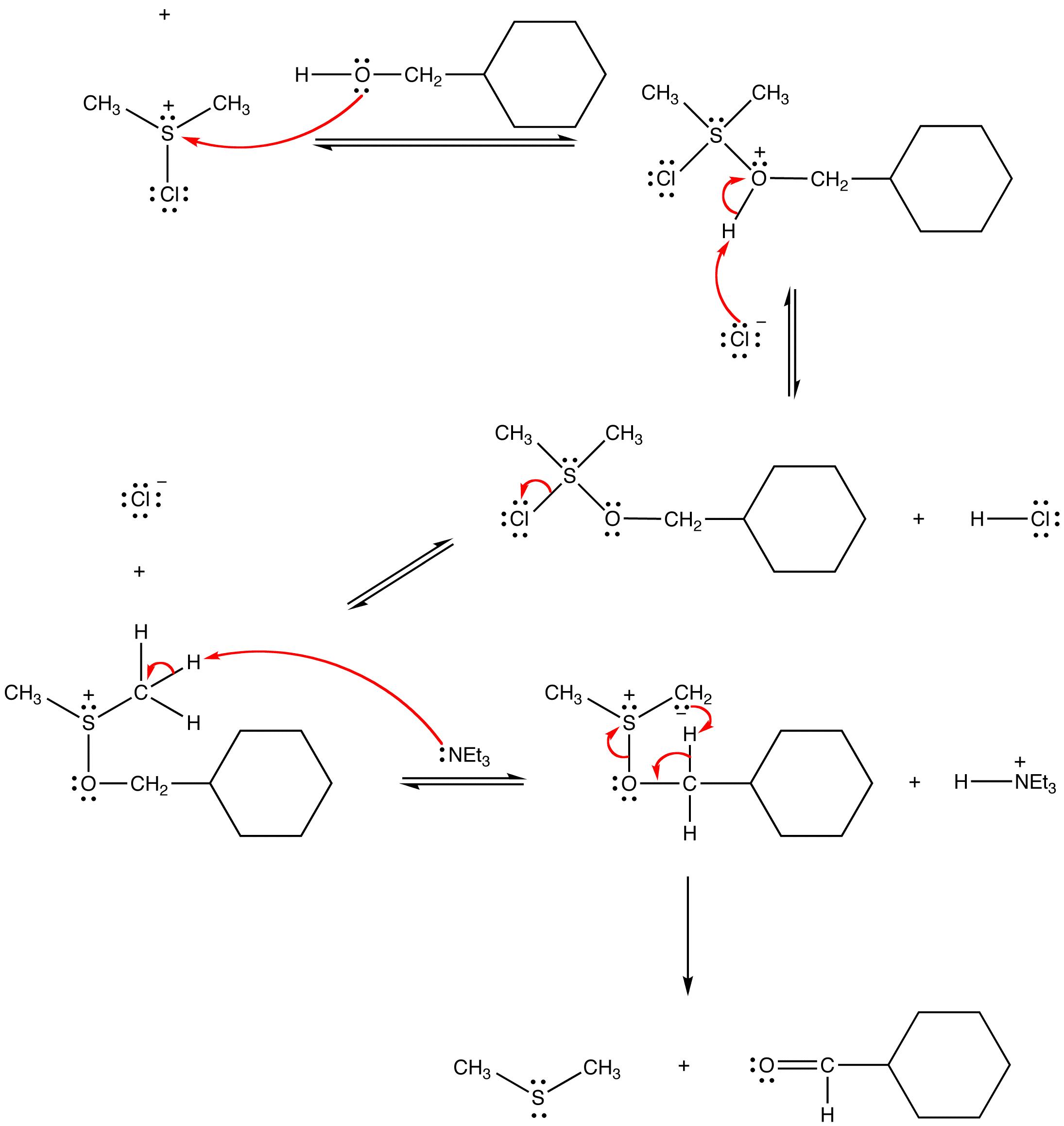 Swern Oxidation Ochempal