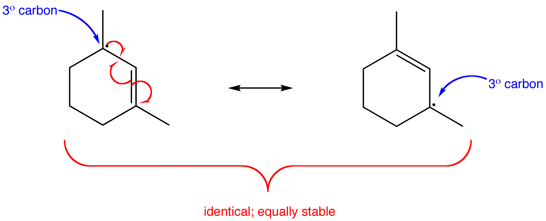 Tertiary Allylic Radical Ochempal
