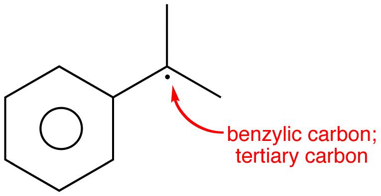 Tertiary Benzylic Radical Ochempal