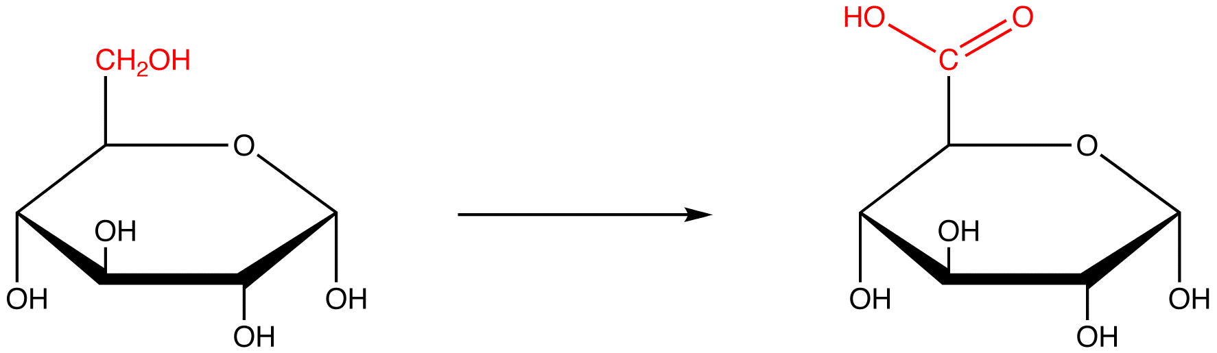 Unsaturated Fatty Acid Molecule Uronic Acid   OChemPal